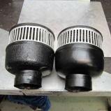 Airfilter inlet for Lancia Aurelia