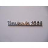 """Lancia Flavia badge / logo """"Variante 1005"""""""
