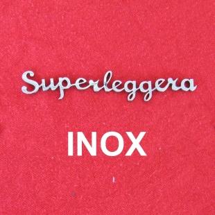 Superleggera badge for Lancia Flaminia Touring