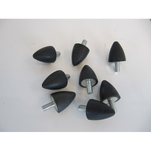 Lancia Flaminia conical bonnet supports