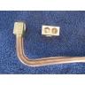 Lancia Flaminia / Flavia brake tubes splitter