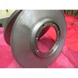 Lancia Flavia rear wheels brake discs