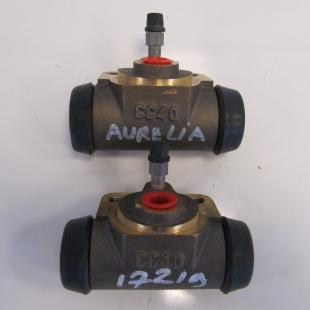 Rear wheels drum brake cylinders Lancia Aurelia