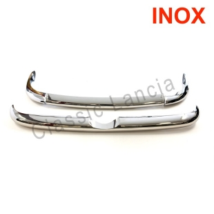 Lancia Aurelia - bumpers - set of front and rear