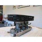 Lancia Flaminia Solex 3-B carburator unit