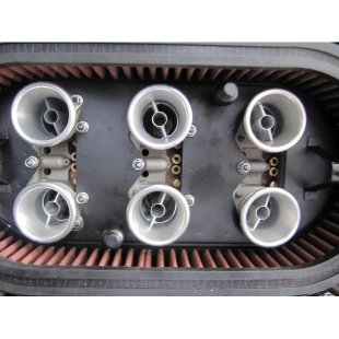 Lancia Flaminia upper venturi parts