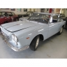 Lancia Flavia PF Coupe front & rear bumpers
