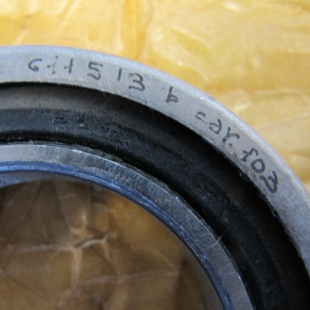 New clutch release bearing for Lancia Flaminia