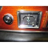 Lancia Flavia dashboard clock