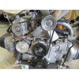 Lancia Flavia engine