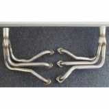 Exhaust manifold system for Lancia Aurelia
