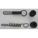 Exhaust suspension springs for Lancia Aurelia, Flaminia
