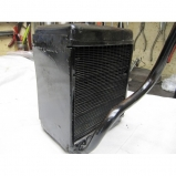 Lancia Flavia heater radiator