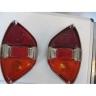 Lancia Flaminia Touring rear lights