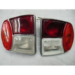 Rear light units Lancia Flavia Vignale & Zagato Sport