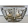 Rear light unit for Lancia Flavia Zagato Sport
