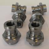 Lancia Flaminia special nut / flexible coupling fork