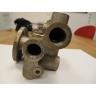 Lancia Flavia oil filter mounting body