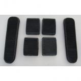 Pedal rubbers for Lancia Flaminia