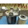 Petrol filter housing for Lancia Flaminia Zagato (Super) Sport
