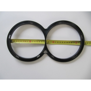 Lancia Flavia Vignale / Berlina headlamp outer ring rubbers