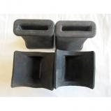 Lancia Flavia rear leafspring dustguard rubbers