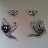 Lancia Flaminia Touring Convertible soft-top hooks