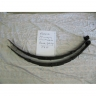 New rear springs for Lancia Flavia PF Coupe