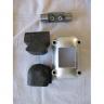 Lancia Flavia rear-leafspring suspension parts