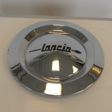Wheel caps (with black logo) for Lancia Flaminia